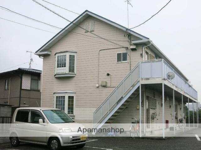 神奈川県座間市、入谷駅徒歩14分の築26年 2階建の賃貸アパート