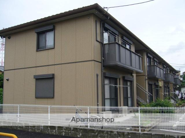 神奈川県相模原市南区、相武台前駅バス10分磯部下車後徒歩2分の築13年 2階建の賃貸アパート