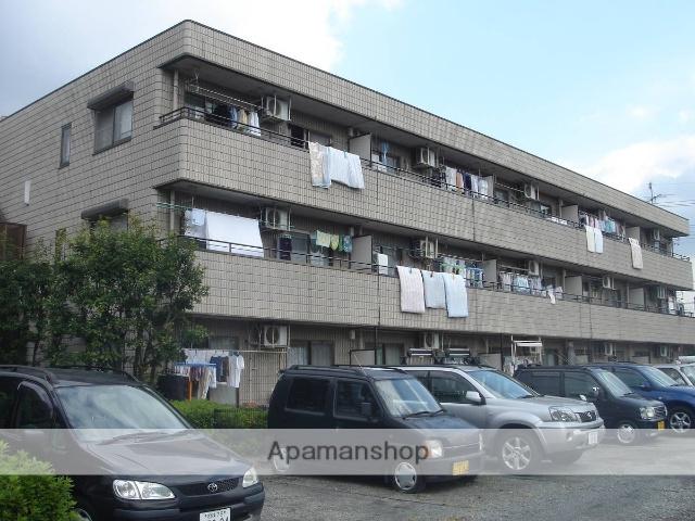 神奈川県相模原市南区、古淵駅徒歩4分の築24年 3階建の賃貸マンション
