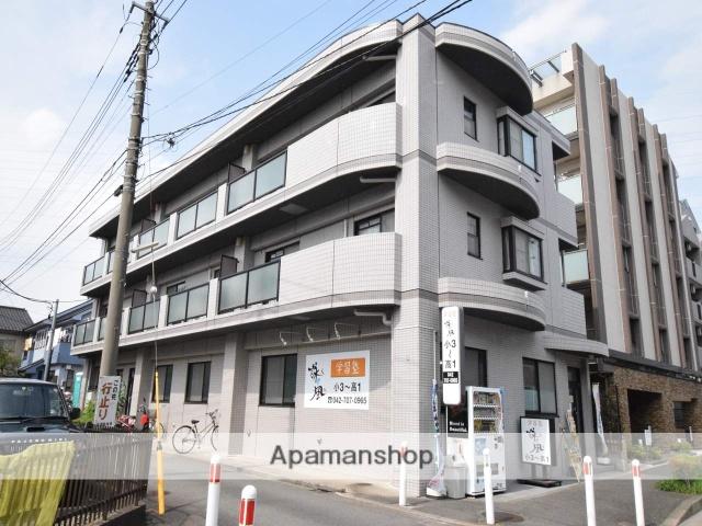 神奈川県相模原市南区、古淵駅徒歩4分の築21年 3階建の賃貸マンション