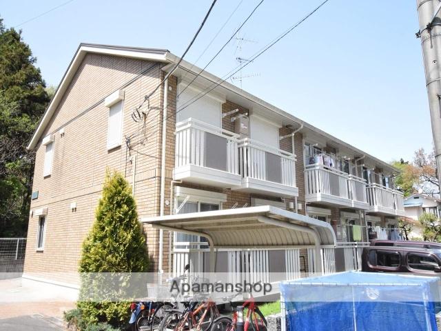 神奈川県相模原市南区、古淵駅徒歩18分の築9年 2階建の賃貸アパート