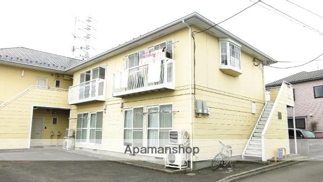 神奈川県相模原市南区、古淵駅徒歩4分の築24年 2階建の賃貸アパート