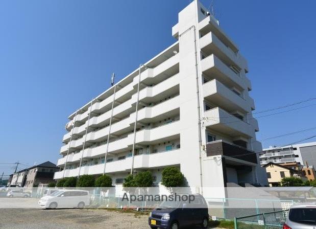 神奈川県座間市、入谷駅徒歩14分の築28年 6階建の賃貸マンション