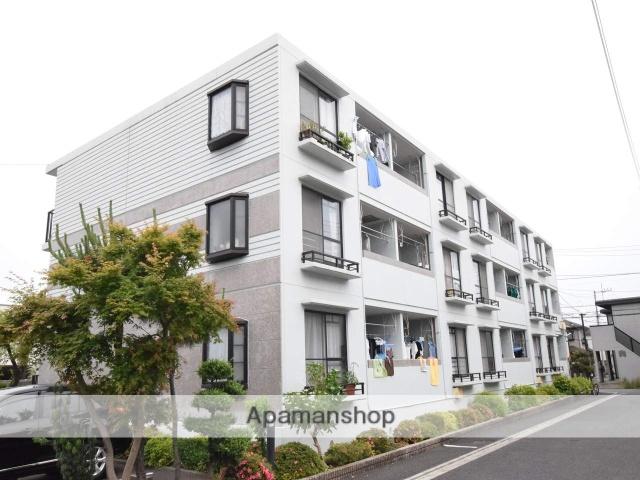 神奈川県相模原市南区、古淵駅徒歩13分の築22年 3階建の賃貸マンション