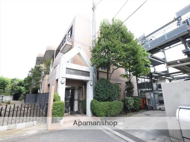 神奈川県相模原市南区、古淵駅徒歩3分の築19年 3階建の賃貸マンション