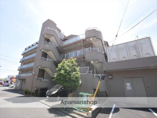 神奈川県相模原市南区、下溝駅徒歩28分の築22年 5階建の賃貸マンション