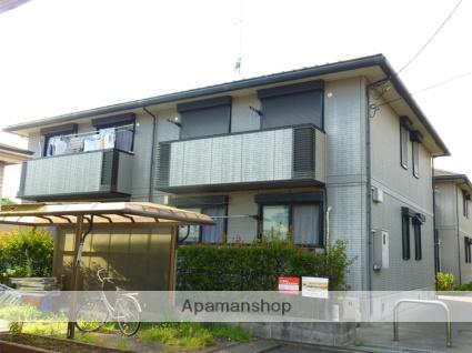 神奈川県相模原市南区、古淵駅徒歩23分の築16年 2階建の賃貸アパート