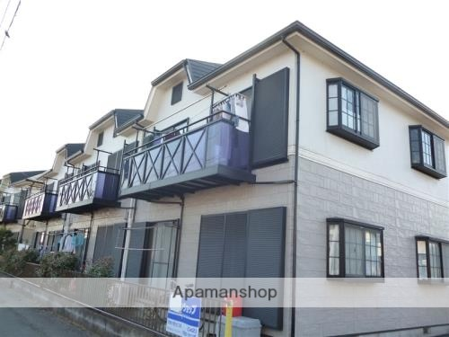 神奈川県相模原市南区、古淵駅徒歩27分の築23年 2階建の賃貸アパート