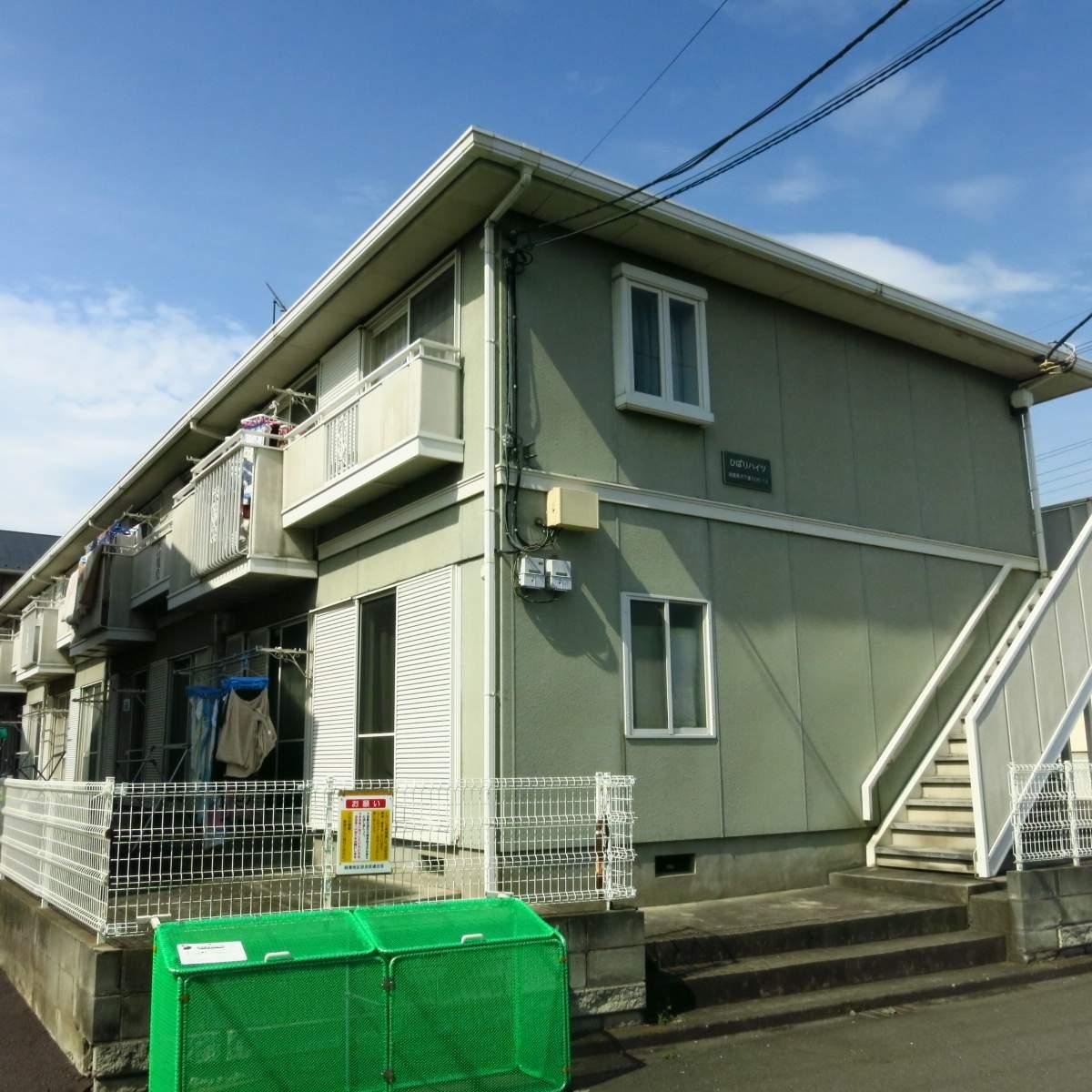 神奈川県相模原市南区、下溝駅徒歩24分の築25年 2階建の賃貸アパート