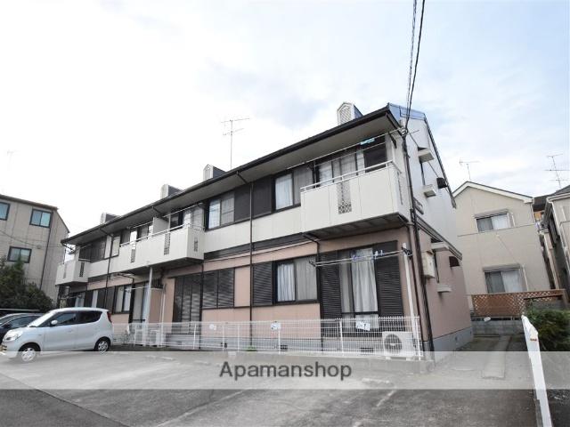 神奈川県相模原市南区、相武台前駅徒歩6分の築31年 2階建の賃貸アパート