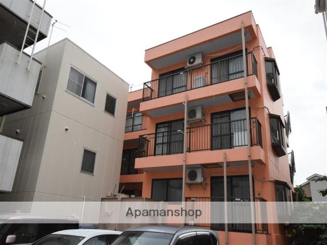 神奈川県相模原市南区、相武台前駅徒歩3分の築27年 4階建の賃貸マンション