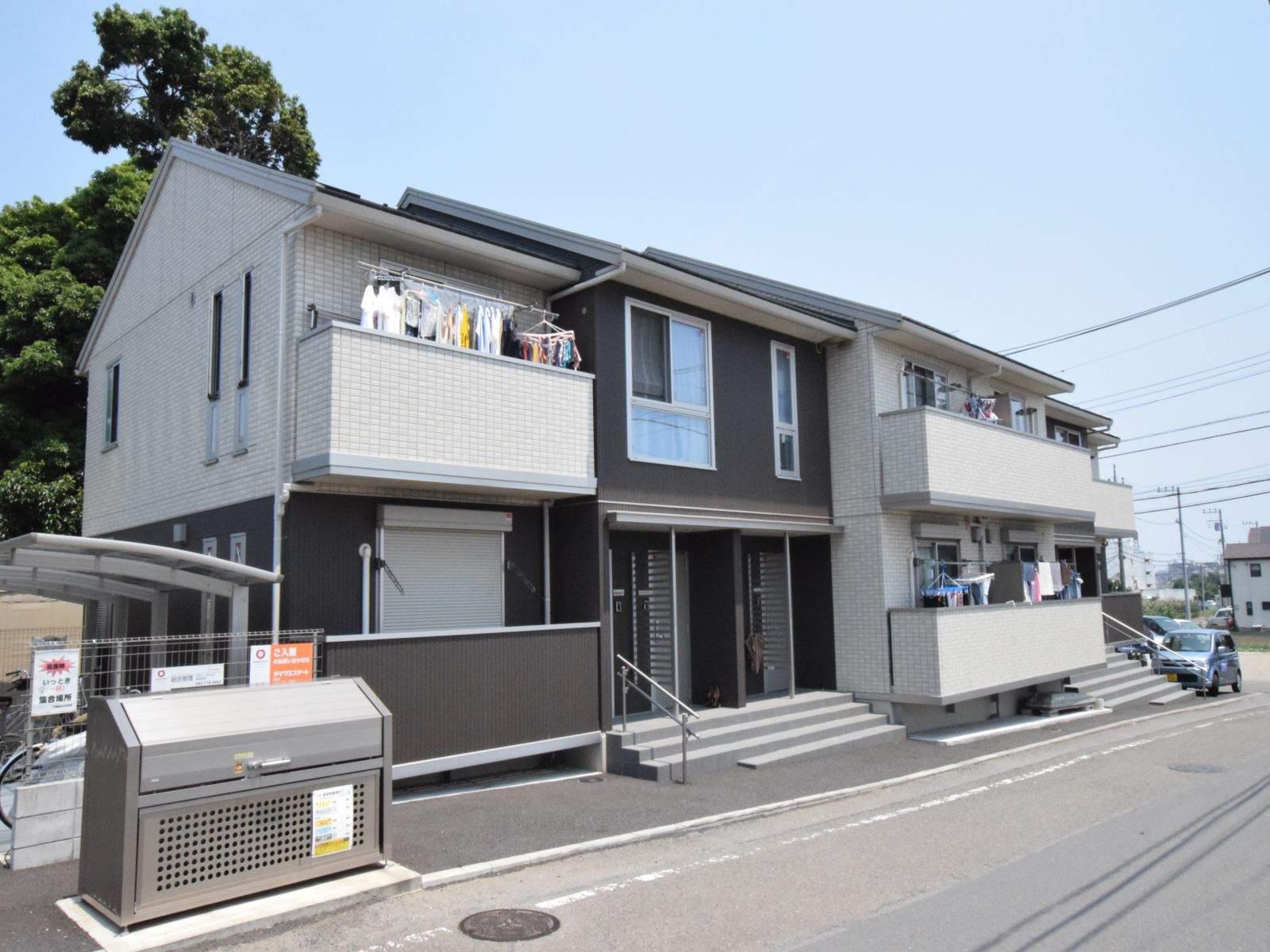 神奈川県座間市、入谷駅徒歩29分の築5年 2階建の賃貸アパート