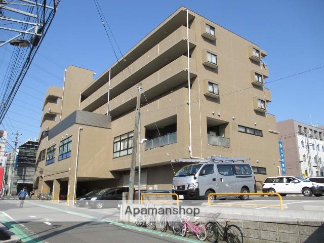 神奈川県相模原市南区、古淵駅徒歩1分の築20年 5階建の賃貸マンション