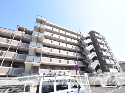 神奈川県相模原市南区、町田駅徒歩10分の築22年 7階建の賃貸マンション
