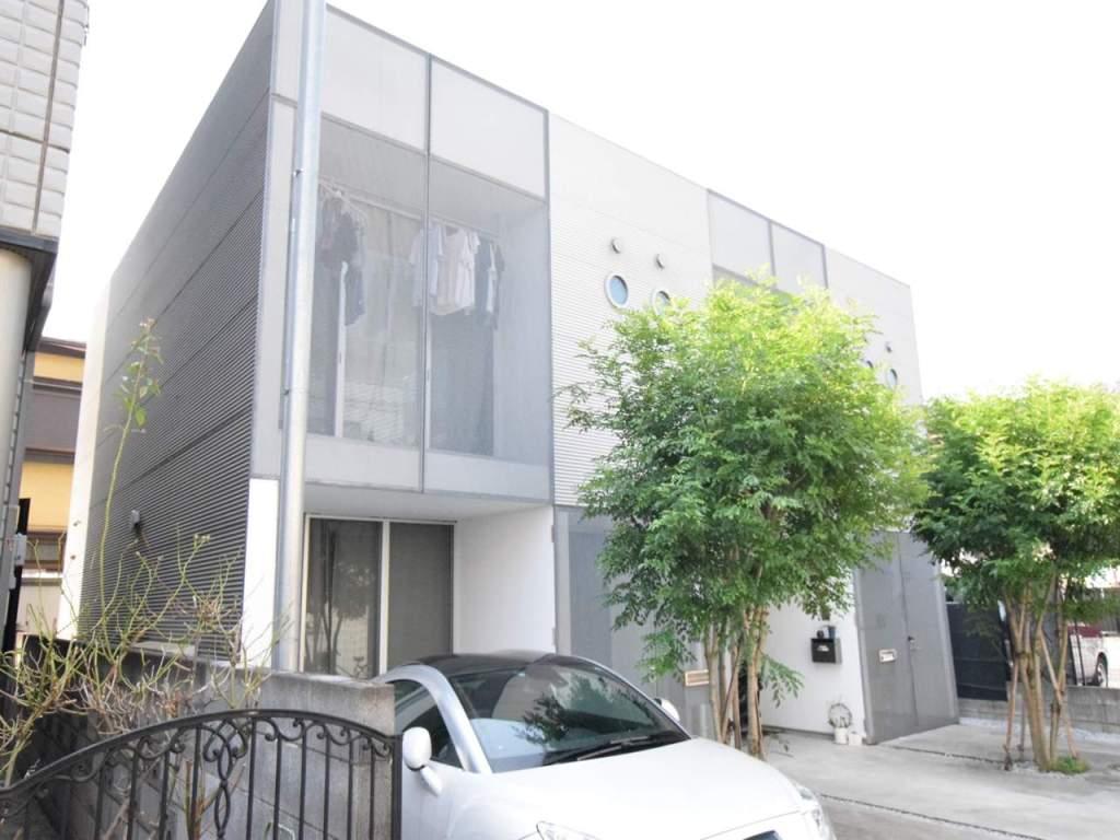 神奈川県相模原市南区、古淵駅徒歩12分の築7年 2階建の賃貸テラスハウス