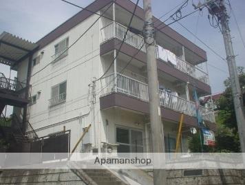 神奈川県座間市、相武台前駅徒歩28分の築34年 3階建の賃貸マンション