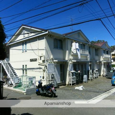 神奈川県座間市、相武台下駅徒歩35分の築29年 2階建の賃貸アパート