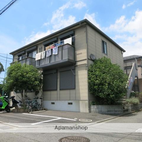 神奈川県相模原市南区、古淵駅徒歩28分の築13年 2階建の賃貸アパート