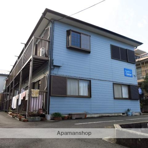 神奈川県相模原市南区、古淵駅徒歩18分の築27年 2階建の賃貸アパート