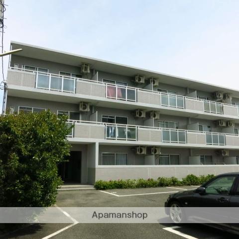神奈川県相模原市南区、小田急相模原駅徒歩12分の築19年 3階建の賃貸マンション