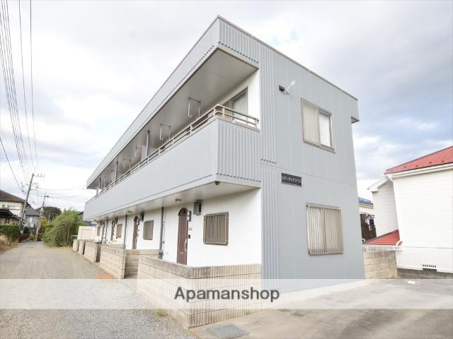 神奈川県相模原市南区、相武台下駅徒歩15分の築13年 2階建の賃貸テラスハウス