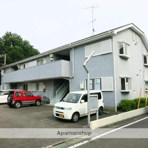 神奈川県座間市、相武台前駅徒歩19分の築24年 2階建の賃貸アパート
