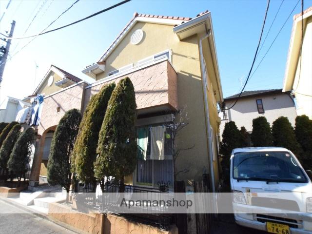 神奈川県相模原市南区、古淵駅徒歩16分の築17年 2階建の賃貸アパート