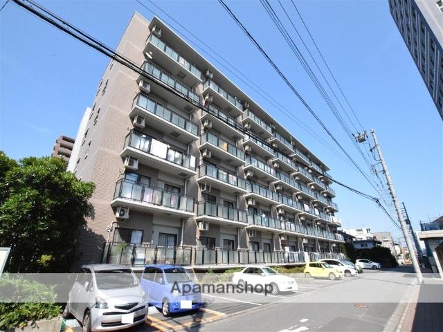 神奈川県座間市、小田急相模原駅徒歩7分の築21年 6階建の賃貸マンション