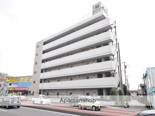 神奈川県相模原市南区、古淵駅徒歩7分の築28年 6階建の賃貸マンション