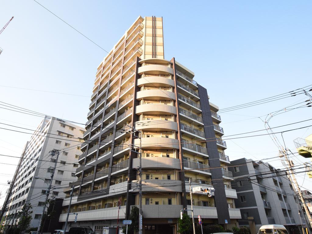 東京都町田市、町田駅徒歩8分の築9年 15階建の賃貸マンション