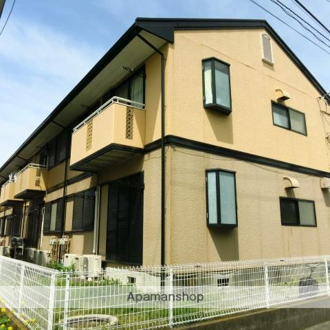 神奈川県相模原市南区、小田急相模原駅徒歩25分の築27年 2階建の賃貸アパート