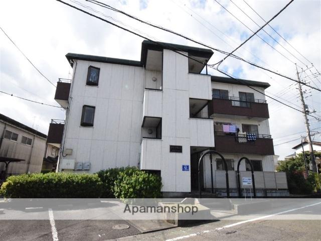 神奈川県相模原市南区、原当麻駅徒歩7分の築24年 3階建の賃貸マンション