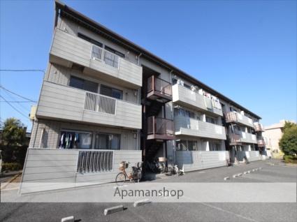 神奈川県相模原市南区、町田駅徒歩15分の築27年 3階建の賃貸マンション