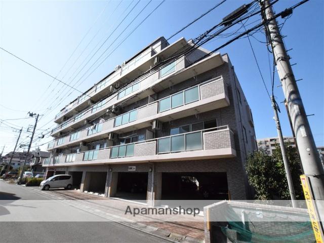 神奈川県座間市、小田急相模原駅徒歩20分の築17年 6階建の賃貸マンション