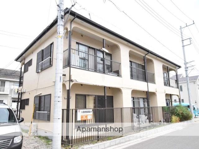 神奈川県相模原市南区、古淵駅徒歩37分の築31年 2階建の賃貸アパート