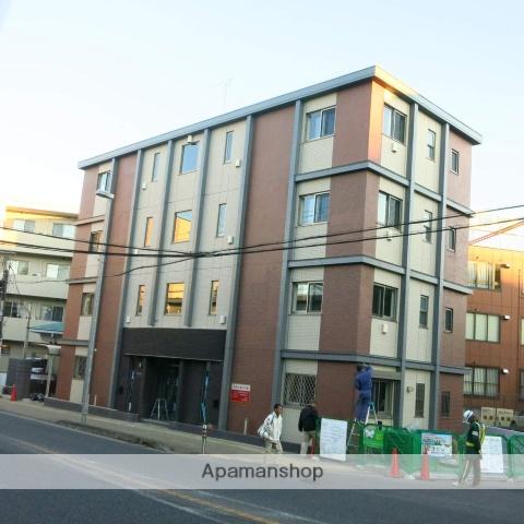 神奈川県座間市、小田急相模原駅徒歩25分の築2年 4階建の賃貸マンション