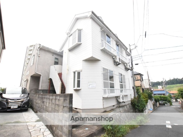 神奈川県座間市、相武台前駅徒歩9分の築26年 2階建の賃貸アパート