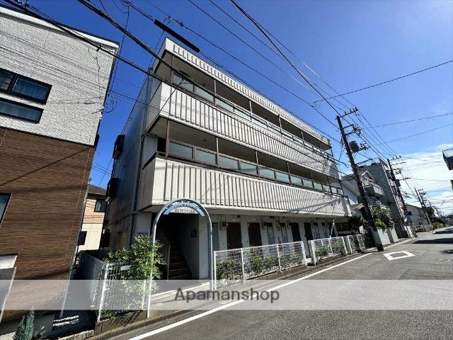 神奈川県相模原市南区、小田急相模原駅徒歩28分の築26年 3階建の賃貸マンション