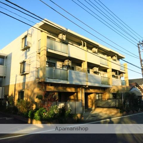 神奈川県座間市、相武台前駅徒歩10分の築10年 3階建の賃貸マンション