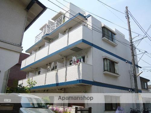 神奈川県相模原市南区、相模大野駅徒歩29分の築30年 4階建の賃貸マンション