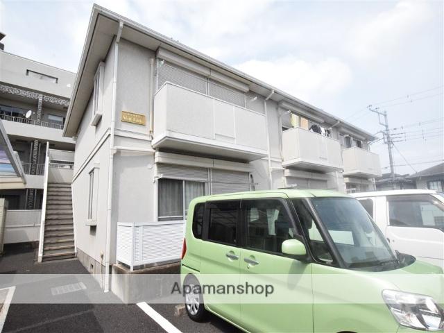 神奈川県座間市、小田急相模原駅徒歩28分の築19年 2階建の賃貸アパート