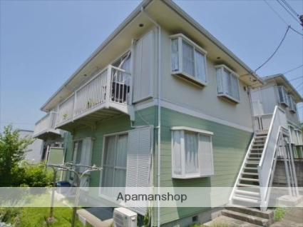 神奈川県座間市、入谷駅徒歩28分の築23年 2階建の賃貸アパート