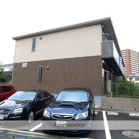東京都町田市、町田駅徒歩10分の築5年 2階建の賃貸アパート