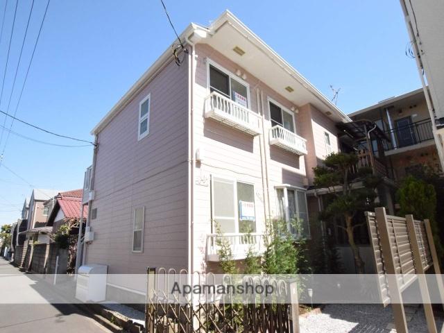神奈川県相模原市南区、古淵駅徒歩8分の築26年 2階建の賃貸アパート