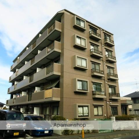 神奈川県座間市、相武台前駅徒歩17分の築23年 5階建の賃貸マンション