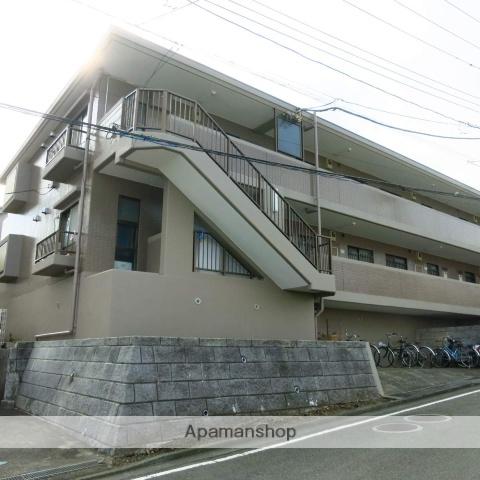 神奈川県座間市、座間駅徒歩17分の築22年 2階建の賃貸マンション
