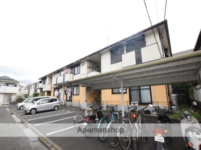 神奈川県相模原市南区、小田急相模原駅徒歩20分の築18年 2階建の賃貸アパート
