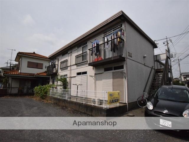 神奈川県相模原市南区、相武台下駅徒歩28分の築31年 2階建の賃貸アパート