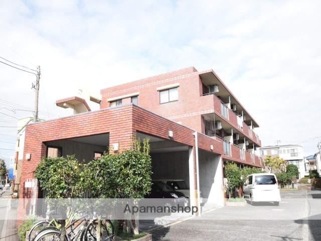 神奈川県相模原市南区、町田駅徒歩36分の築19年 3階建の賃貸マンション