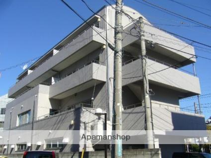 神奈川県相模原市南区、相武台前駅徒歩20分の築27年 4階建の賃貸マンション